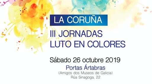 III Jornadas Luto en Colores La Coruña