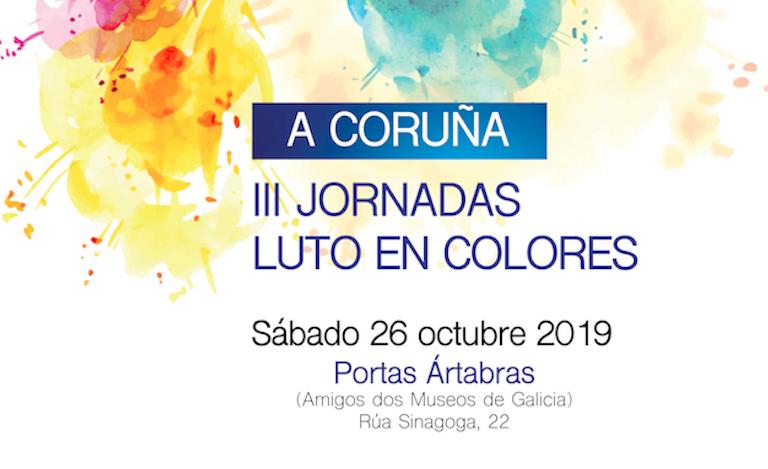 III Jornadas Luto en Colores A Coruña